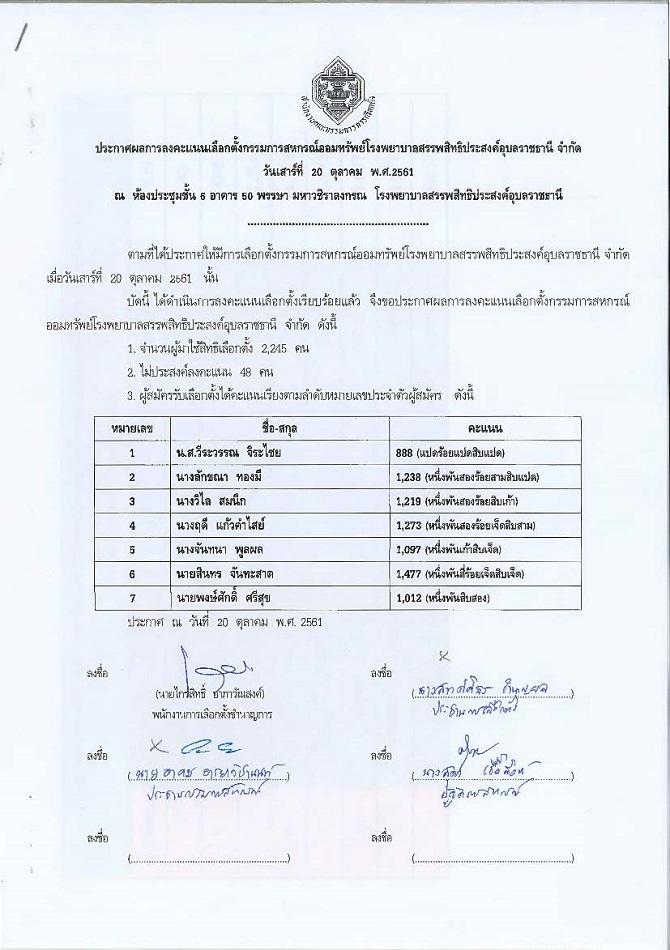 vote com 61 2